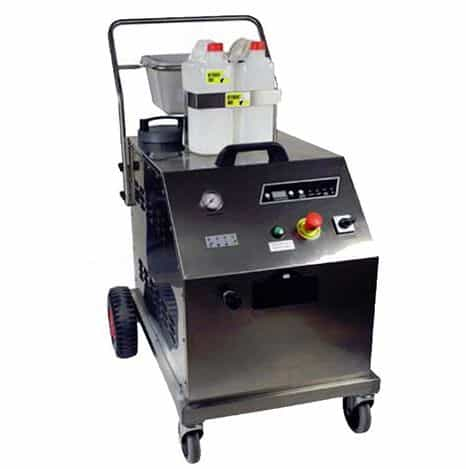 Galaxy steam cleaning machines