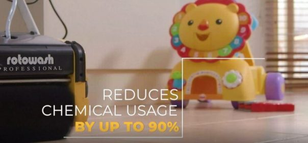 Reduce Chemical Usage