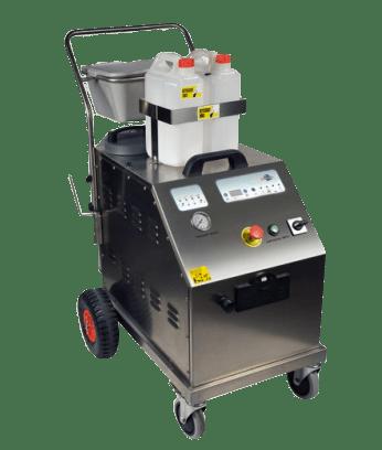 SuperVap steam cleaning machine