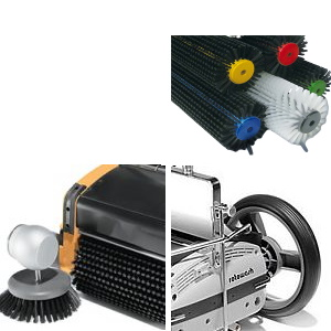 floor cleaning machines consumables