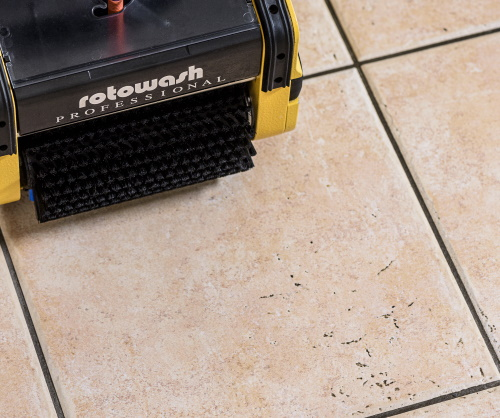 rotowash tile and grout cleaning adelaide