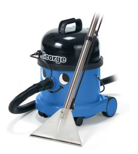 george gve370 wet dry carpet extractor